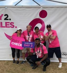 Stamp Out Breast Cancer Komen2018 Day2